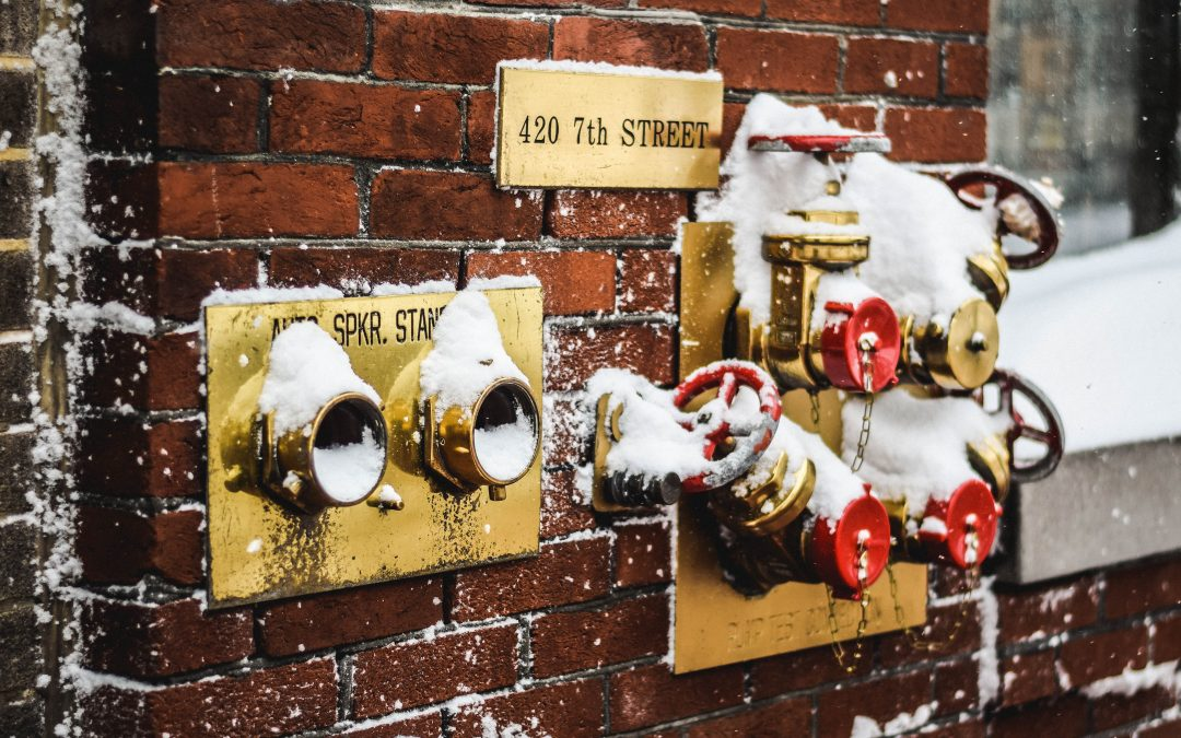 Keep your pipes from freezing in the winter